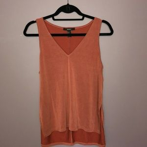 Flowy forever 21 tank top